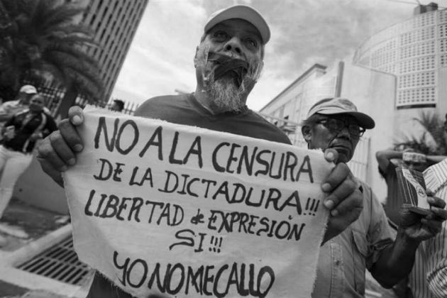 Es el derecho sagrado de todo ciudadano, en la que puede expresar sus opiniones e ideas sin temor a censura o sanción. Foto: EFE.