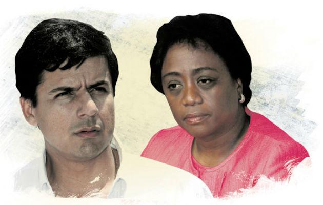 Reabren causa criminal contra la exministra de Educación Lucy Molinar y el exministro de Obras Públicas Federico Suárez. Foto/Archivos