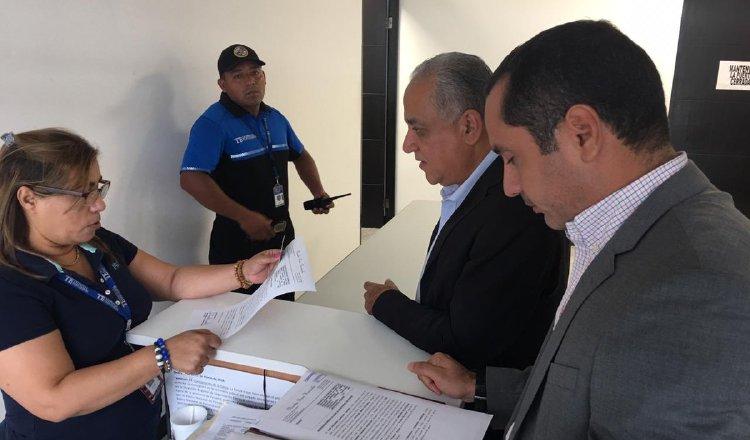 Camacho presentó el recurso, el pasado 18 de mayo. Foto de archivo