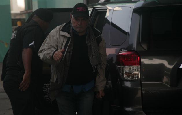 El expresidente Ricardo Martinelli no ha podido ser vinculado en los supuestos pinchazos telefónicos.