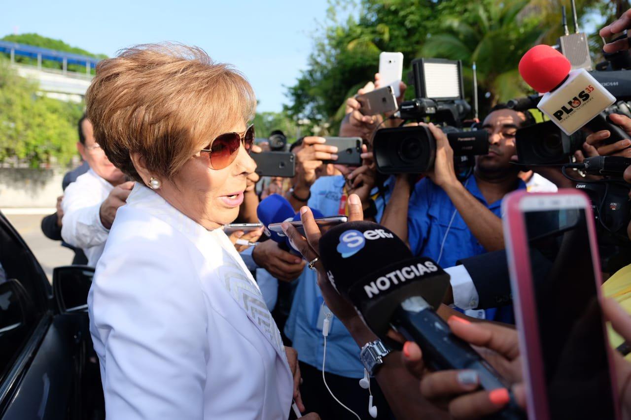Mayín Correa es diputada del Partido Cambio Democrático.
