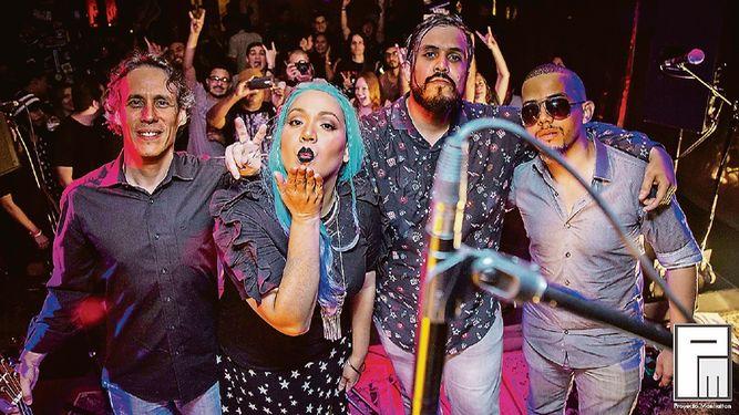 Metheora es una banda panameña de space rock/rock progresivo. Llevan ya tres álbumes editados. El más reciente se llama