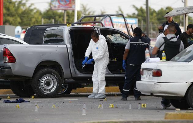 Barroso fue atacado en su domicilio donde recibió tres impactos de bala.