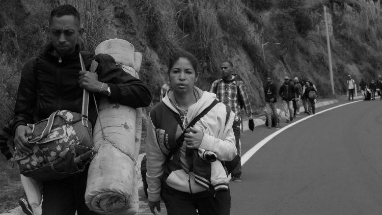 El Pacto mundial sobre migración busca garantizar una migración segura, regular y ordenada,para aquellos que dejan sus lugares en busca de un futuro mejor.