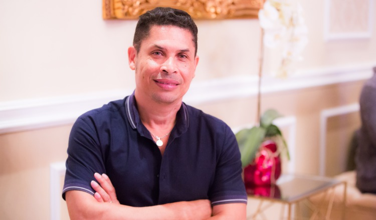 Daniel Gómez Nates.