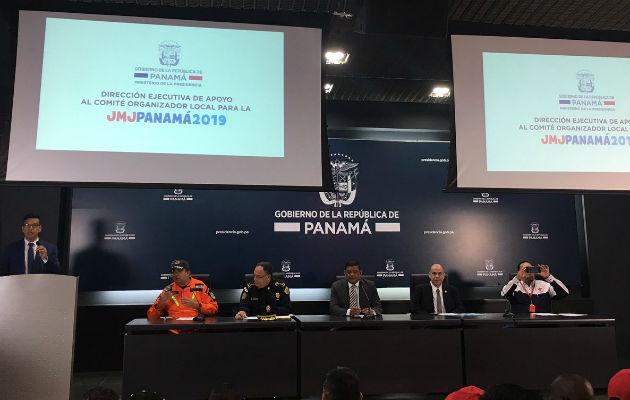 Plan maestro de emergencia para la atención y seguridad de peregrinos. Foto/Cortesía