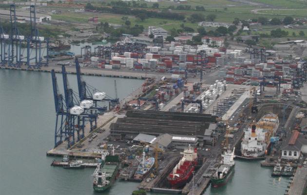 El sector logístico panameño muestra fragilidad.