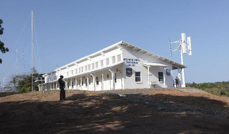 Cárcel de Punta Coco