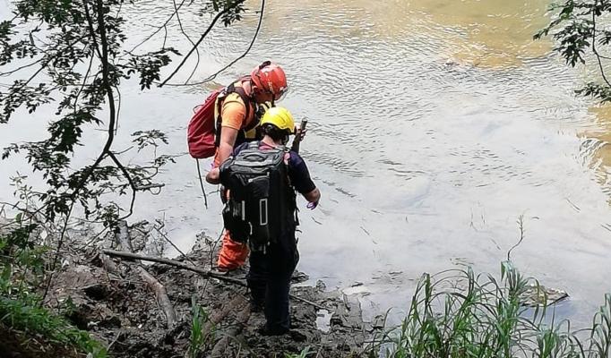 Generino Domínguez Garcia, fue encontrado en la ribera de un río con múltiples golpes. Foto/Thays Domínguez