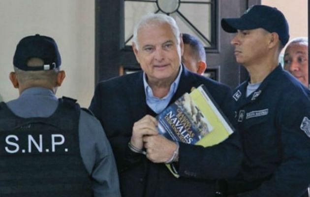 Ricardo Martinelli. Foto/Archivos