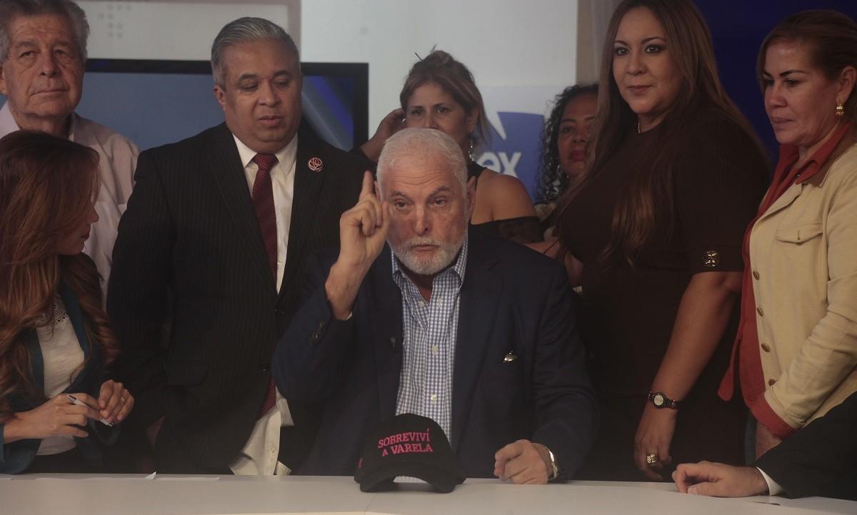 El expresidente Ricardo Martinelli estuvo un año detenido en el Centro Penitenciario El Renacer. Foto: Víctor Arosemena