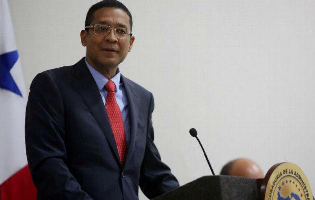 El abogado Rogelio Saltarín fue asesor del Ministerio de la Presidencia. Foto/archivos