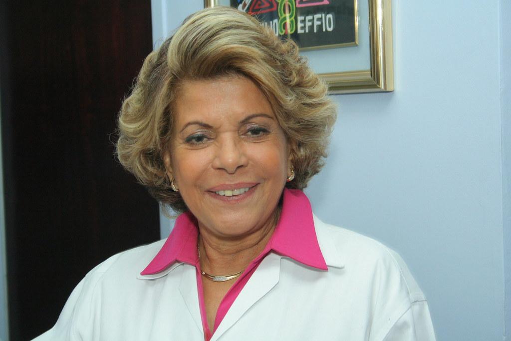 Rosa María Britton. Foto: Ruperto Miller.