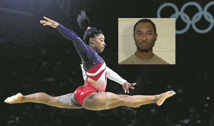 Simone Biles es campeona olímpica en Río 2016 y cuatro veces campeona del mundo. Foto AP