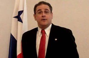 Álvaro Tomas es una figura muy allegada al expresidente Juan Carlos Varela.