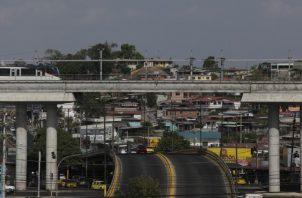 San Miguelito es un distrito con muchos contrastes.