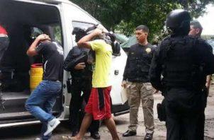 La delincuencia organizada sigue ganando terreno en Panamá.