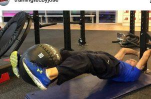 Training Tec es un sistema de entrenamientos para todas las personas.