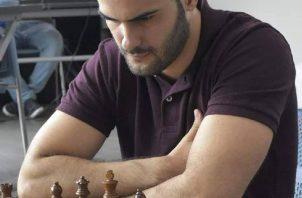 Roberto Carlos Sánchez es el actual campeón nacional y miembro del equipo de Panamá de ajedrez. Foto:Cortesía