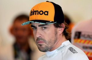 Fernando Alonso Foto:EFE