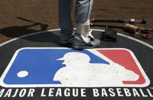 La MLB negocia con los peloteros su regreso a la actividad. Foto: AP