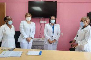 Las enfermeras también están en la primera línea frente a la COVID-19. Twitter de Anep.
