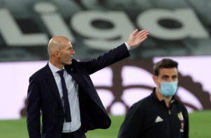 Zidane llama al compromiso.
