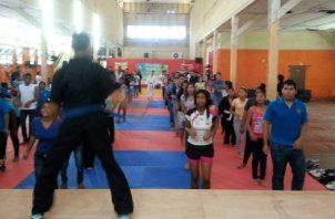 Los atletas entrenan de forma virtual. Foto: Ilstrativa/Diómedes Sánchez