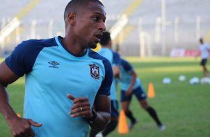 """Nicolás """"Yuyu"""" Muñoz juega en el Águila de El Salvador. Foto:@Aguila"""