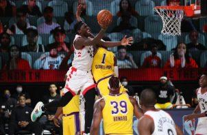 La NBA busca iniciar su fundación. Foto:EFE/Ilustrativa