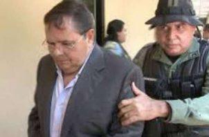 La defensa de Luis Cucalón ha advertido que la vida de su cliente está en manos del Órgano Judicial.