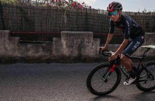 Egan Bernal es el actual campeón del Tour de Francia. Foto:EFE