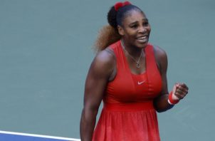 Serena Williams. Foto:EFE