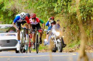 El seleccionado panameño se prepara para la Vuelta a Guatemala. Foto:Fepaci