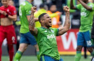 Román Torres volverá a defender los colores del Sounders. Foto:EFE