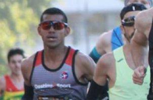 Jorge Castelblanco, descartó participar en el Circuito Sudamericano y descansar tras lograr la hazaña deportiva ayer. ARCHIVO