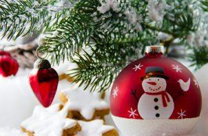 Tendencia blanca Navidad. ILUSTRATIVA / PIXABAY