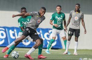 Alfredo Stephens anotó un gol para CAI. Foto:LPF