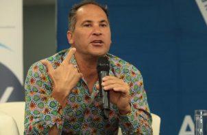 El expelotero venezolano Omar Vizquel. Foto:EFE