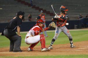 Béisbol juvenil. Foto:Fedebeis