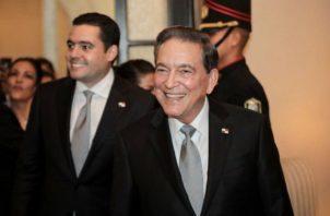 Cortizo y Carrizo se comprometieron con el país.