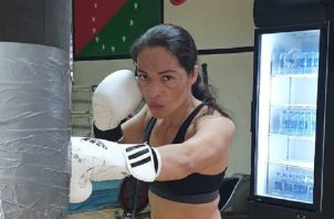 Yaditza 'La Tigrilla' Pérez. Foto:Cortesía