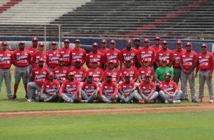 Federales de Chiriquí, representarán a Panamá en la Serie del Caribe. Foto:@Probeis