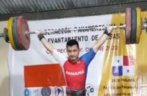 Ronnier Martínez. Foto:Cortesía