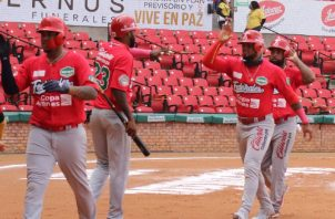 Federales representaron a Panamá en la Serie del Caribe. Foto:EFE