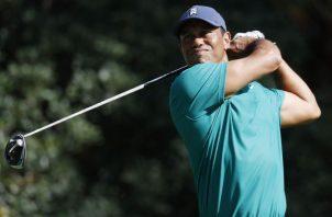 Tiger Woods. Foto:EFE