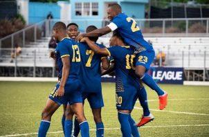 Jugadores de Barbados: Foto: @BarbadosFA