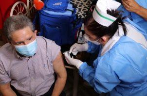 Panamá avanza en su programa nacional de vacunación contra la covid-19.