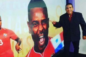 Gabriel Castillo tendrá su novena eliminatoria mundialista. Foto: Cortesía