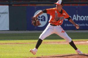 El zurdo Ismael Velasco se llevó la victoria. Foto:Fedebeis
